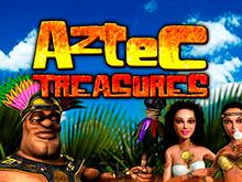 Aztec Treasures 3D с выводом