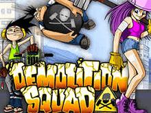 Игровой автомат Demolition Squad онлайн