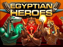 Egyptian Heroes играть в Вулкан Делюкс