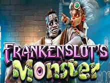 В мобильном казино Чудовище Франкенслота
