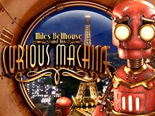His Curious Machine - автомат с выводом