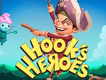 Игровой автомат Hook's Heroes онлайн