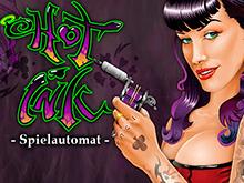 Hot Ink на деньги в виртуальном казино
