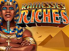 Ramesses Riches играть в Вулкан Делюкс