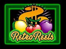Retro Reels играть в Вулкан Делюкс