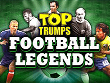 Top Trumps Football Legends в казино