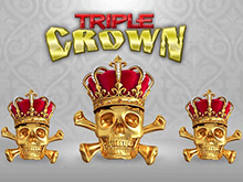 Triple Crown на деньги в казино