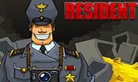 Онлайн слот Resident